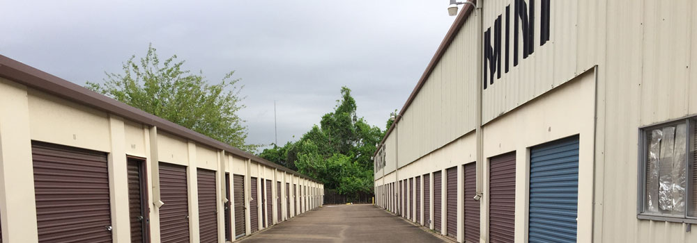 Spring Branch Storage In Houston Tx